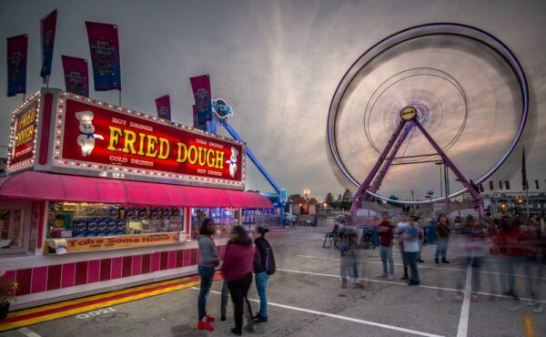 When are Pennsylvania Fairs.