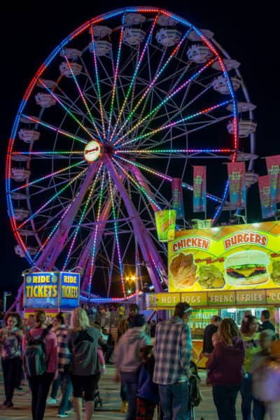 The York Fair is the oldest fair in PA.