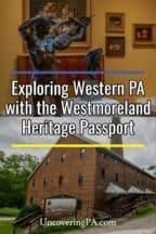 The Westmoreland Heritage Passport