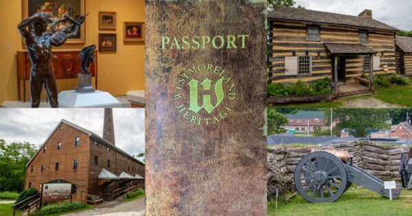 Westmoreland Heritage Passport