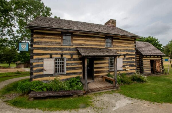 Visiting Historic Hanna's Town in Westmoreland County, PA
