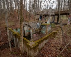 Exploring the Scotia Barrens and the Abandoned Ruins of Scotia, PA