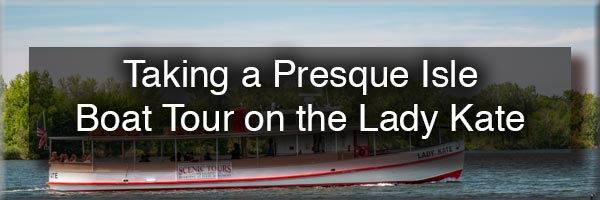 Presque Isle Boat Tours in Erie, PA