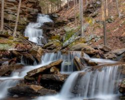 How to Get to Alpine Falls in Loyalsock State Forest