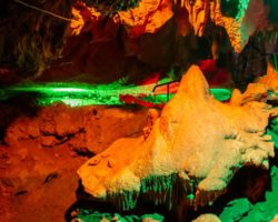 Exploring the Little-Known Coral Caverns in Bedford County, PA