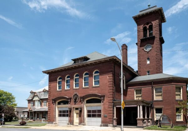 Royal Fire Company Station in York, PA