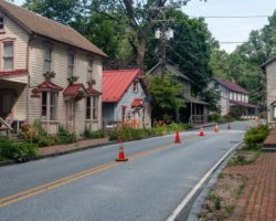 Hiking and Exploring St. Peters Village in Chester County, PA