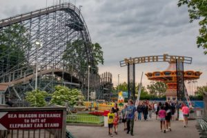 Summertime Family Fun at Waldameer Park in Erie, Pennsylvania