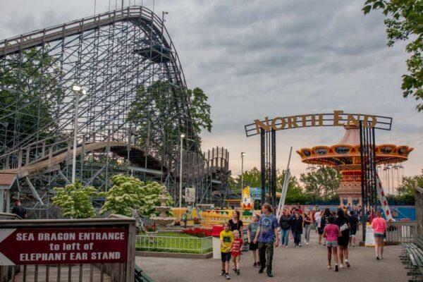 Review of Waldameer Park in Erie, Pennsylvania