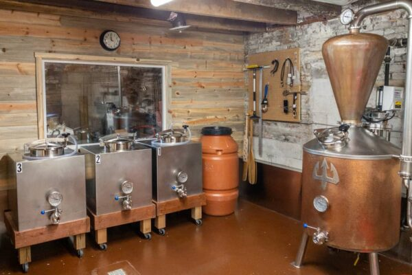 Distillery at West Overton Village in Westmoreland County, PA