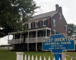 Visiting the Historic West Overton Village