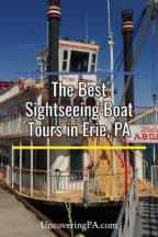 Boat Tours in Erie, Pennsylvania