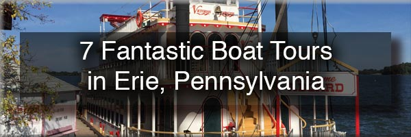 The best boat tours in Erie PA