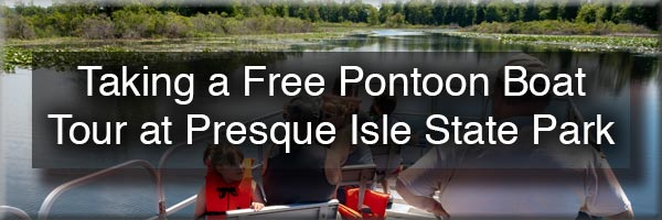 Free Boat Tour at Presque Isle State Park