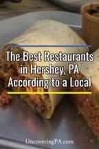 Restaurants in Hershey, PA