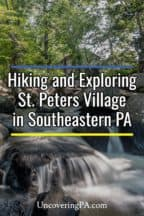 Saint Peters Village in Pennsylvania