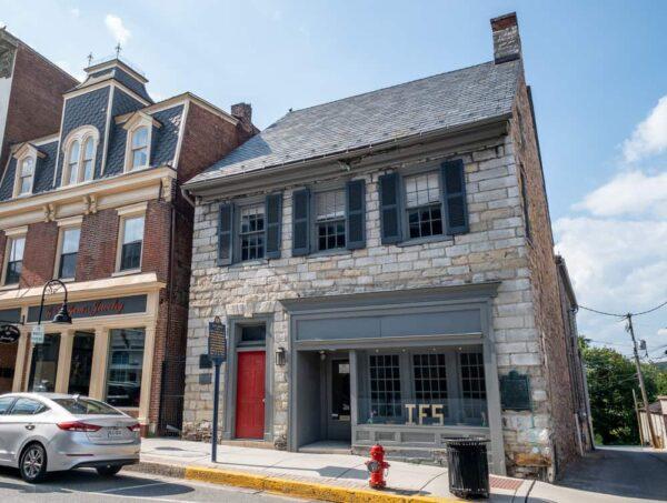 Espy House in Bedford, Pennsylvania
