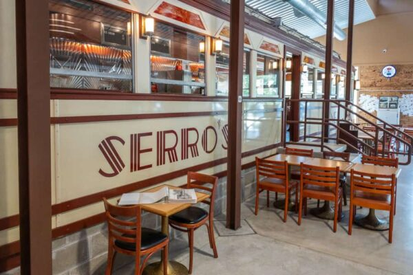 Serro's Diner at Lincoln Highway Experience in PA