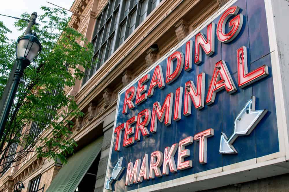 Where to eat at Reading Terminal Market in Philadelphia