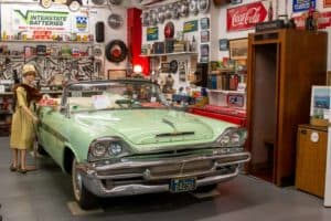 Visiting the Amazing Jerry's Classic Cars and Collectables Museum in Pottsville