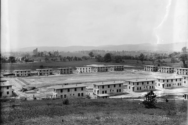 Historical Image of Concrete City in PA