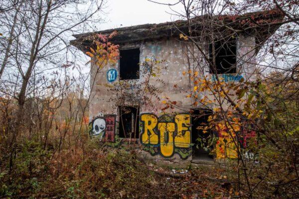 Home in Pennsylvania's Concrete City