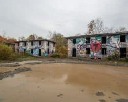 Exploring the Ruins of Concrete City in Nanticoke, PA