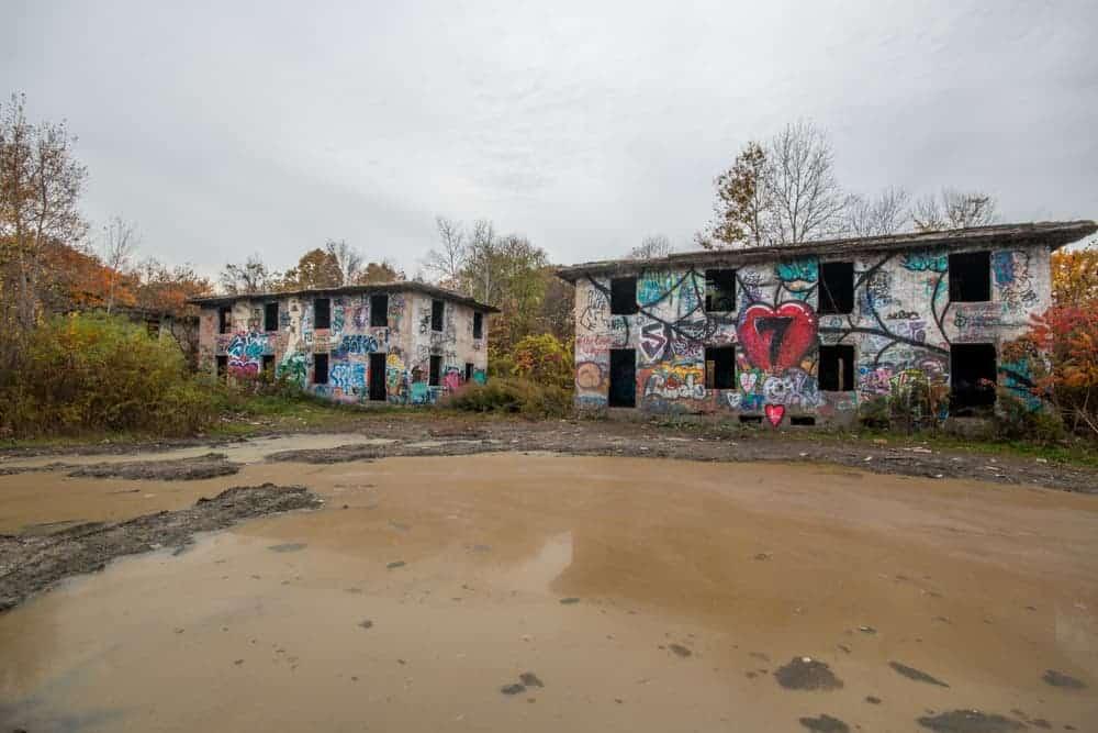 Exploring Concrete City in Nanticoke PA