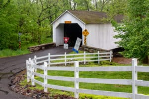 Visiting the Covered Bridges of Bucks County, PA