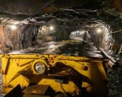 Touring the Number 9 Coal Mine: The World's Longest-Operating Coal Mine