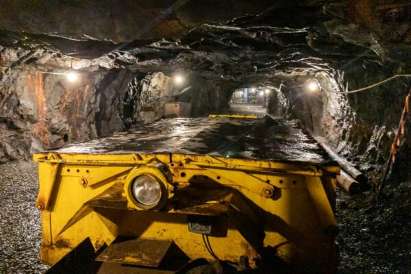 No 9 Coal Mine Tour in Pennsylvania