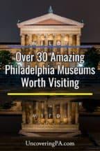 Museums in Philadelphia, Pennsylvania
