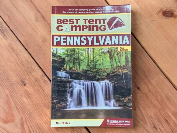 Best Tent Camping: Pennsylvania book
