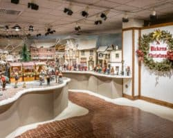 Festive Cheer at the Byers' Choice Christmas Museum in Bucks County