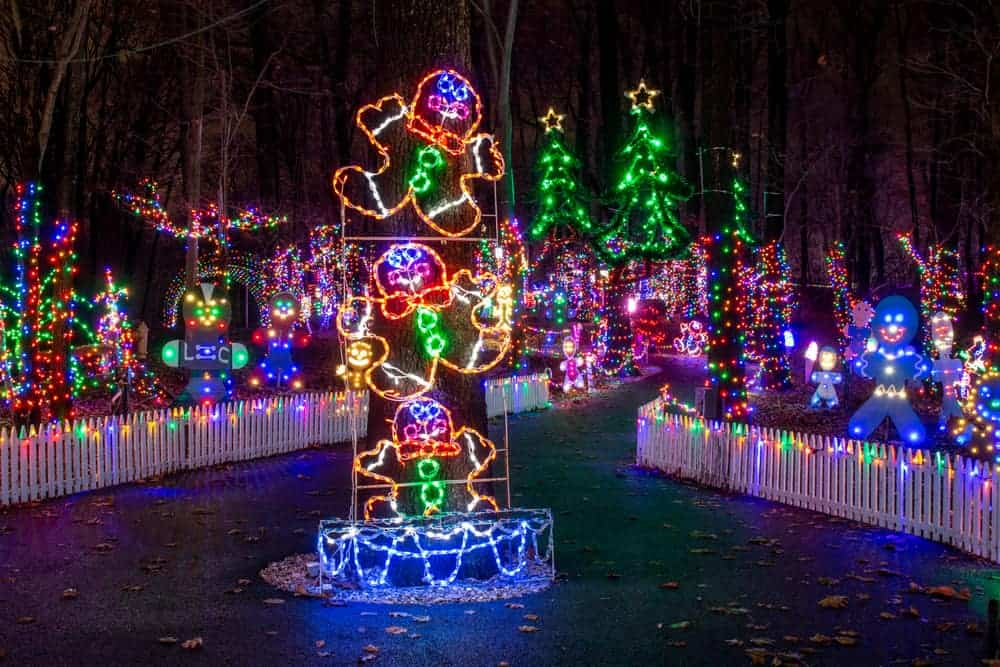 Christmas Lights Display 2020, York, Pa The 21 Best Things to Do During Christmas in Pennsylvania