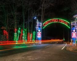 Experiencing Rocky Ridge's Christmas Magic in York, PA