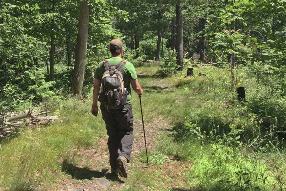 Pennsylvania hiking books