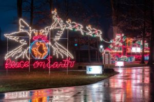 Festive Fun at Holiday Lights on the Lake in Altoona
