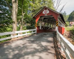 Visiting the 10 Historic Covered Bridges in Somerset County, PA