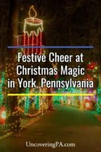 Christmas Magic in York Pennsylvania