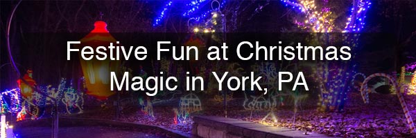 Christmas Magic in York PA
