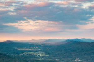 Big Mountain Overlook near McConnellsburg: One of PA's Most Impressive Vistas