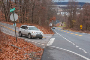 Gravity Hill in Lewisberry: Defying Gravity in the Harrisburg Suburbs