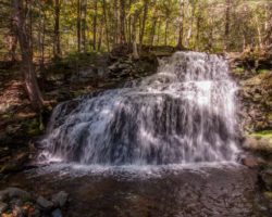How to Get to Savantine Falls and Sawkill Falls in Pike County