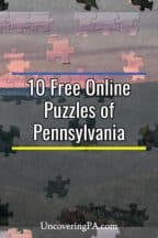 Puzzles of Pennsylvania