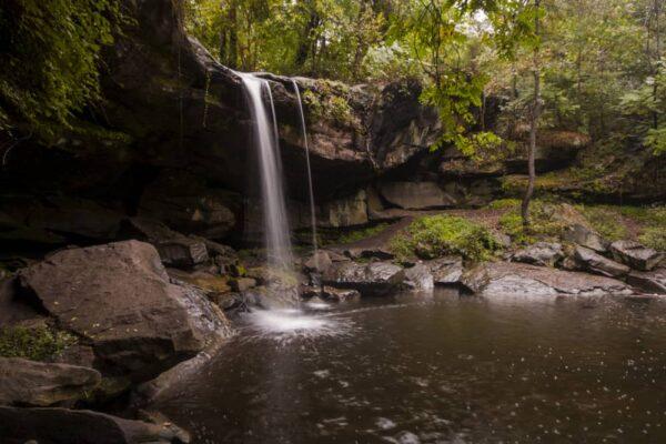 Buttermilk Falls in Beaver County PA