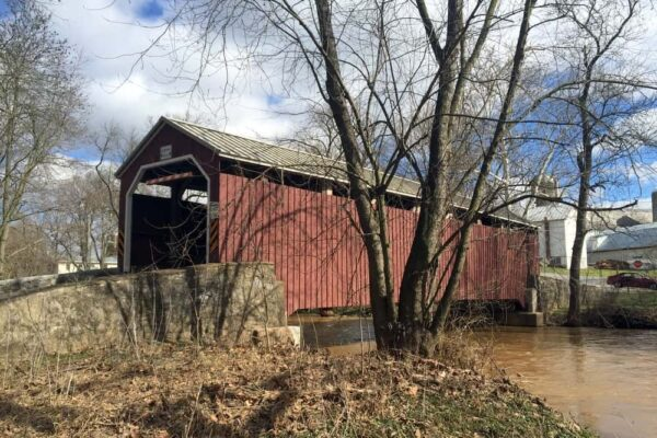 Zook's Mill Covered Bridge near Leola PA