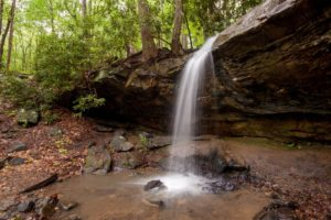 How to Get to Great Passage Falls Near Connellsville