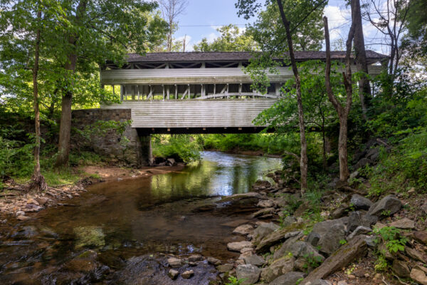 Knox Covered Bridge in Valley Forge National Historical Park