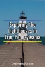 Lighthouses in Erie Pennsylvania